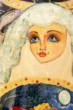 Matryoshka - o russo aninhou bonecas Imagem de Stock Royalty Free
