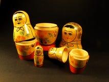 Matryoshka open Royalty Free Stock Images