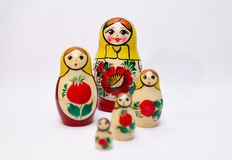 Matryoshka Royalty Free Stock Photos