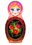 Matryoshka Russian national toy Stock Images
