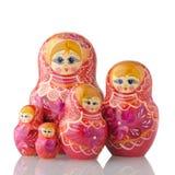 Matryoshka - A Russian Nested Dolls Stock Photography