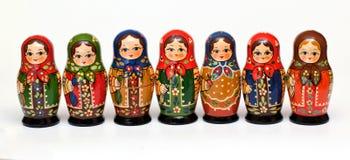Matryoshka Royalty Free Stock Photo