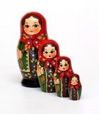 Matryoshka Royalty Free Stock Photography