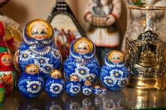 Matryoshka Stock Image