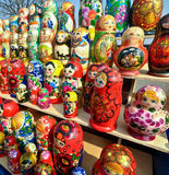 Matryoshkas Royalty Free Stock Photo