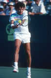 Mats Wilander. Men's tennis star Mats Wilander. (Image taken from color slide Stock Photography