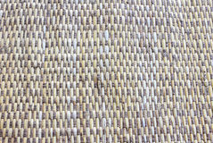 Mats woven from Rattan Royalty Free Stock Photography