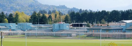 Matsqui Institution Royalty Free Stock Photography