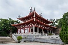 Matsu Temple arch Royalty Free Stock Photo