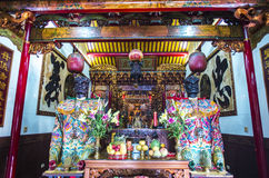 Matsu Temple en Taiwán Fotos de archivo