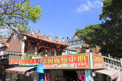 Matsu temple in zengcuoan town, amoy city Stock Image