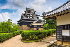 Matsue Castle of Japan Royalty Free Stock Photography