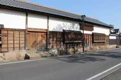 (2) Matsue Dziejowy muzeum Matsue, Japonia - Obrazy Royalty Free