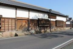 Matsue Historical Museum - Matsue - Japan (2) Royaltyfria Bilder
