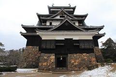 Matsue-Schloss Stockbild