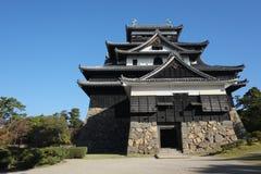 Matsue slott Arkivfoton