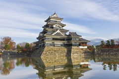 Matsumoto Royalty Free Stock Photo