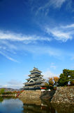 Matsumoto Castel Royalty Free Stock Photo