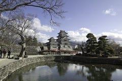 Matsumoto castle -2 Royalty Free Stock Photo