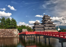 Matsumoto castle Royalty Free Stock Images