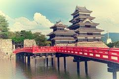 Matsumoto castle Stock Photography