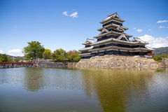 Matsumoto Castle Stock Images