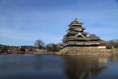 Matsumoto Castle Stock Image