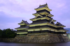Free Matsumoto Castle In Matsumoto, Japan Royalty Free Stock Images - 20527069