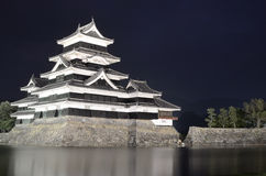 Free Matsumoto Castle In Matsumoto, Japan Royalty Free Stock Photography - 20527077