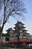 Matsumoto Castle , Japan Royalty Free Stock Image