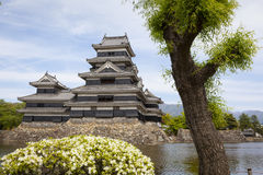 Matsumoto Castle, Japan Royalty Free Stock Photo