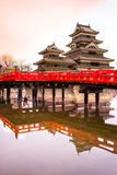 Matsumoto Castle, Japan. Royalty Free Stock Photo