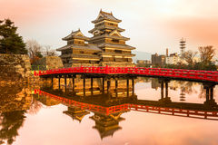 Matsumoto Castle, Japan. Royalty Free Stock Image
