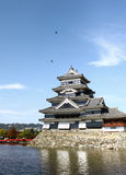 Matsumoto Castle in Japan Royalty Free Stock Photo
