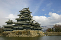 Matsumoto castle, Japan Stock Photo