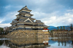 Matsumoto Castle, Japan Stock Image
