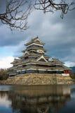 Matsumoto Castle, Japan royalty free stock photos