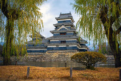 Matsumoto Castle, Japan stock image