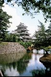Matsumoto Castle, Japan royalty free stock image