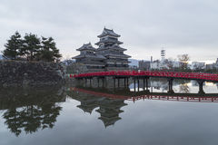 Matsumoto Castle, Japan Royalty Free Stock Photos