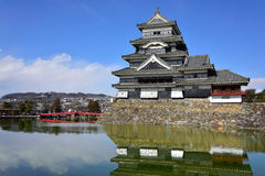 Matsumoto Castle, Japan Royalty Free Stock Photography