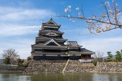 Matsumoto Castle royalty free stock photo