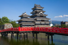 Matsumoto Castle Stock Images