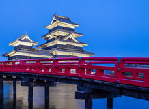 Matsumoto Castle Royalty Free Stock Photo