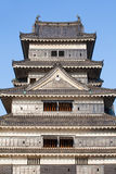 Matsumoto Castle Royalty Free Stock Photography