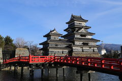 Matsumoto Castle Stock Photos