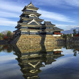 Matsumoto castle Royalty Free Stock Photography