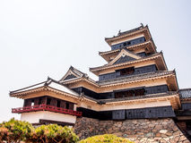 Matsumoto castle, the world heritage site in Matsumoto, Japan 2 Stock Photo