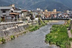 Matsumoto, Japan Royalty Free Stock Photos