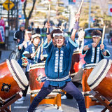 Matsumoto japan festival-4 Royalty Free Stock Photography